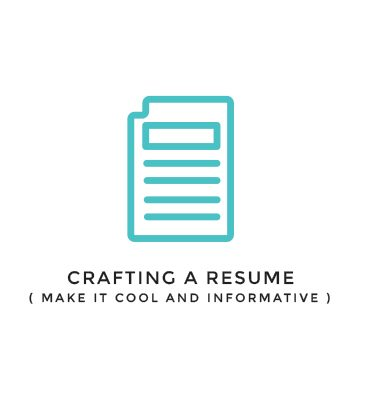crafting a resume