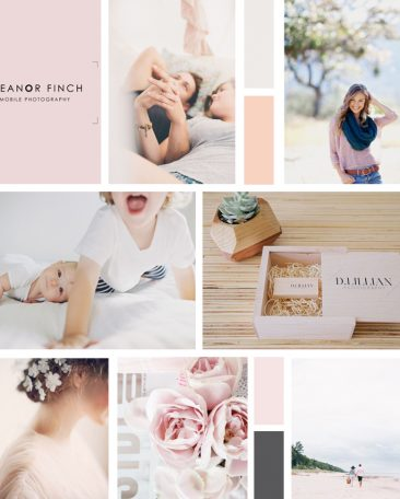 moodboard : rose + photography | by kory woodard