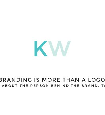 branding is more than just a logo