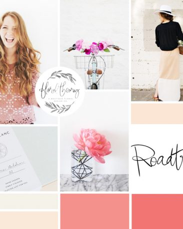 moodboard | playful + sophisticated
