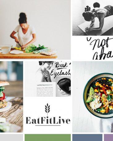 moodboard : health + nutrition | by kory woodard