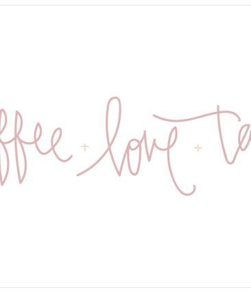 launch | coffee + love + talk