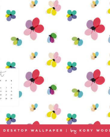 free august desktop wallpaper | by kory woodard