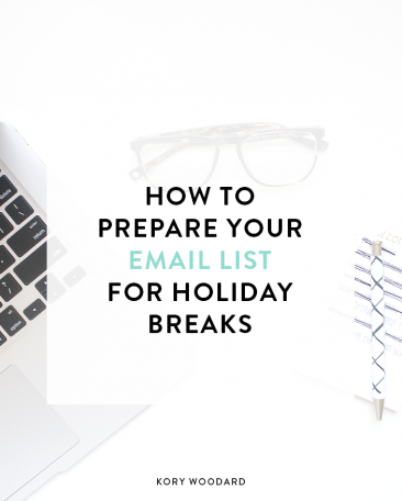 How to Prepare Your Email List for Holiday Breaks