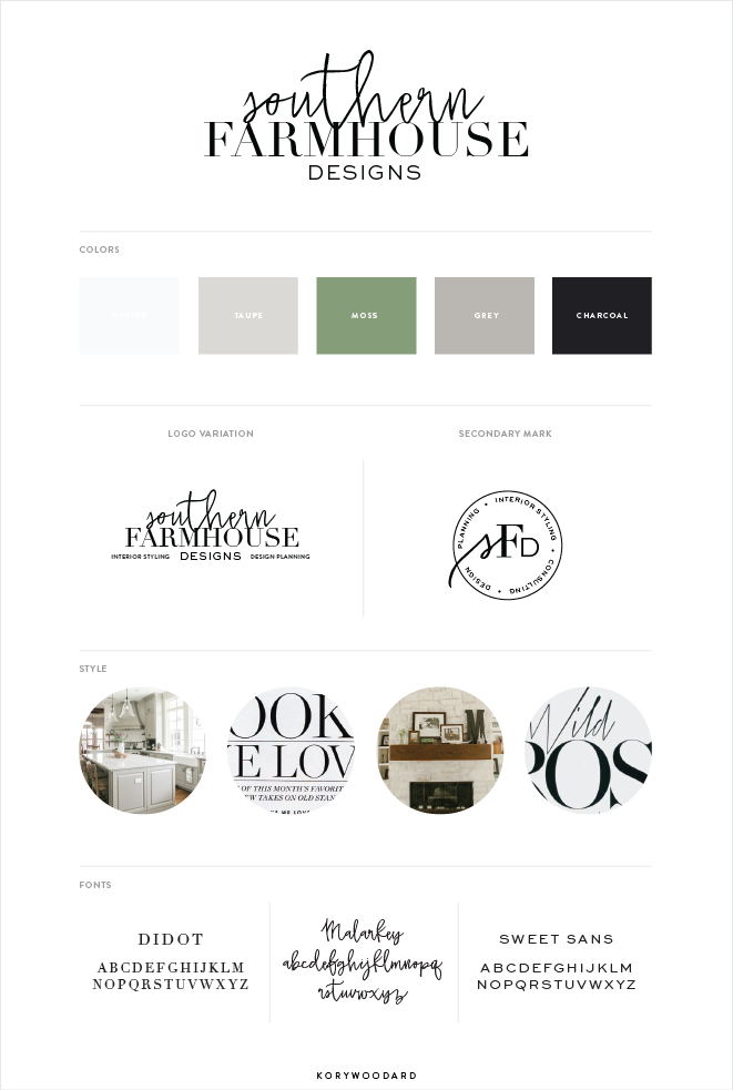 launch   southern farmhouse revamp