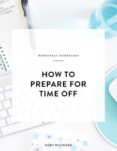 How to Prepare Your Business for Time Off