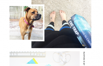 life + loving; a little peek at what's going on + a peek into what I'm loving lately