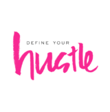 Define Your Hustle - Logo Design by Kory Woodard