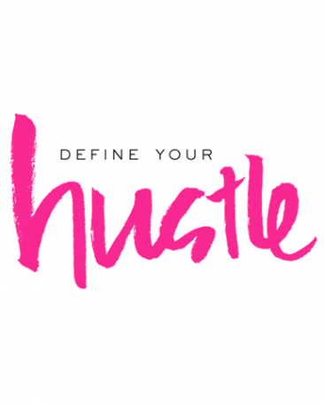 New Work: Define Your Hustle