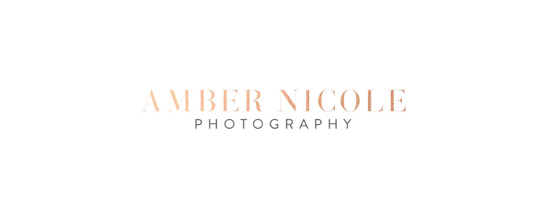 Amber Nicole - Branding by Kory Woodard