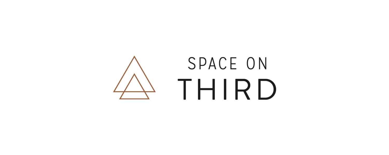 Space on Third | Branding by Kory Woodard
