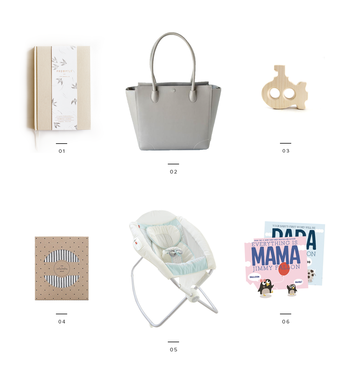 6 Baby Items I'm Most Excited About