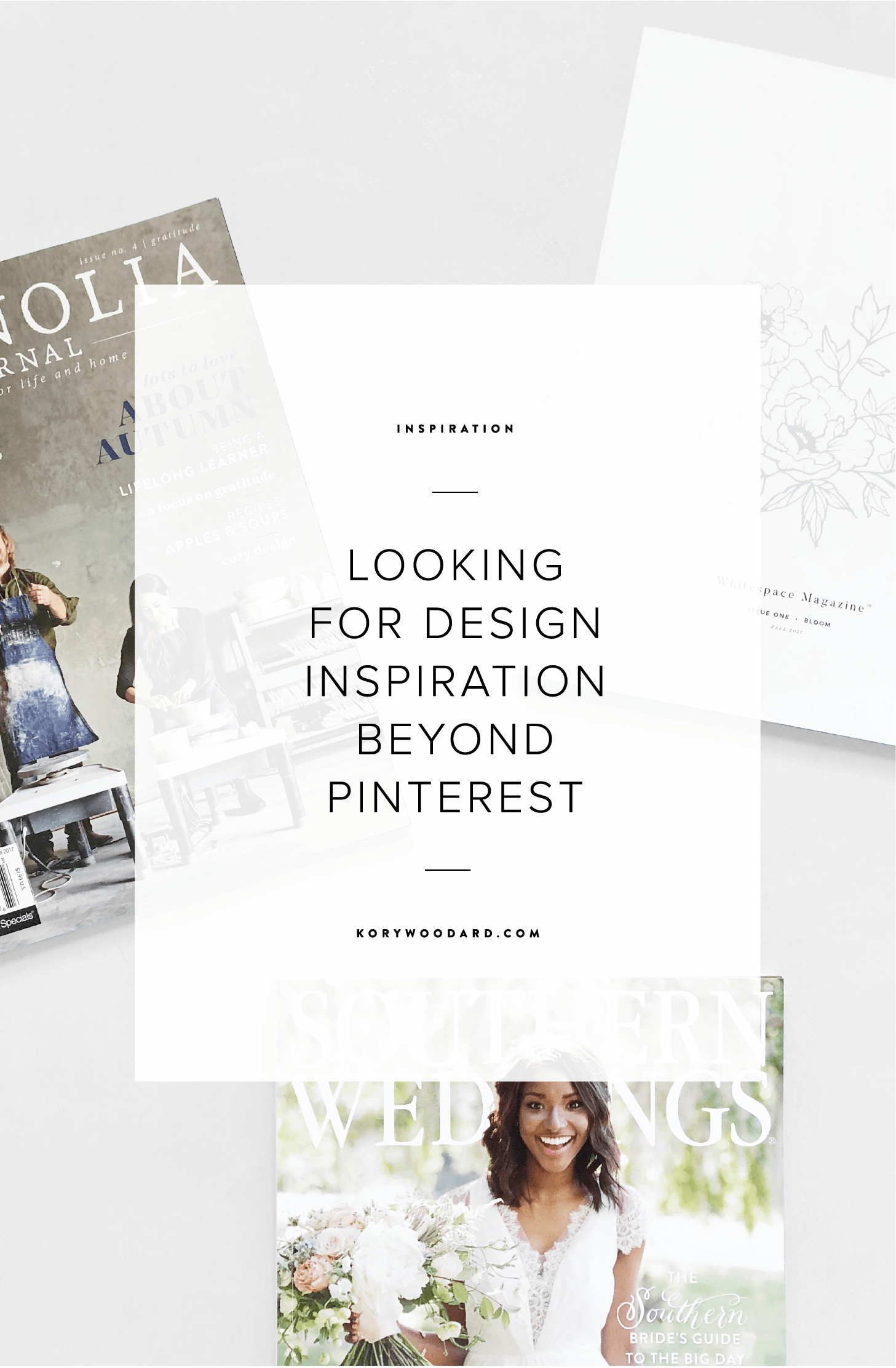 Looking for Design Inspiration Beyond Pinterest