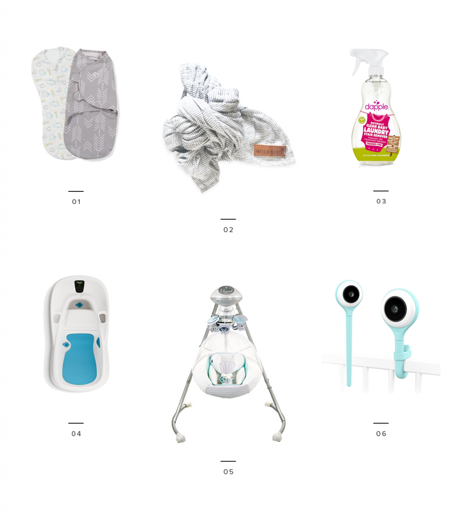 New Mom Necessities