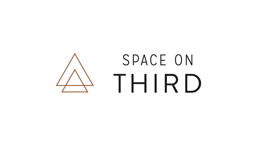 Space On Third // Branding + Web Design by Kory Woodard