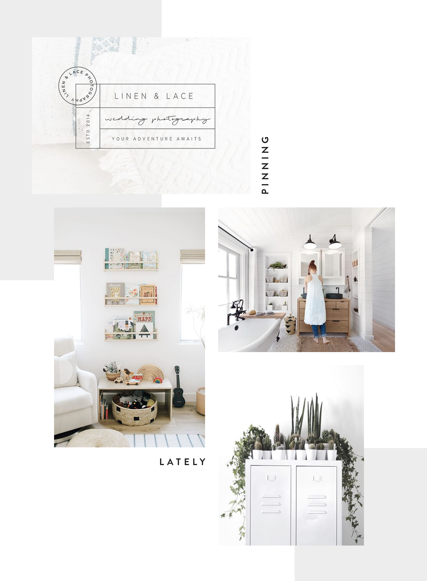 PINNING LATELY // KORY WOODARD