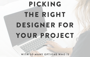 How to Pick the Right Designer for Your Project