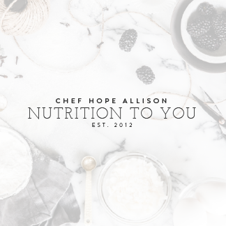 Nutrition to You