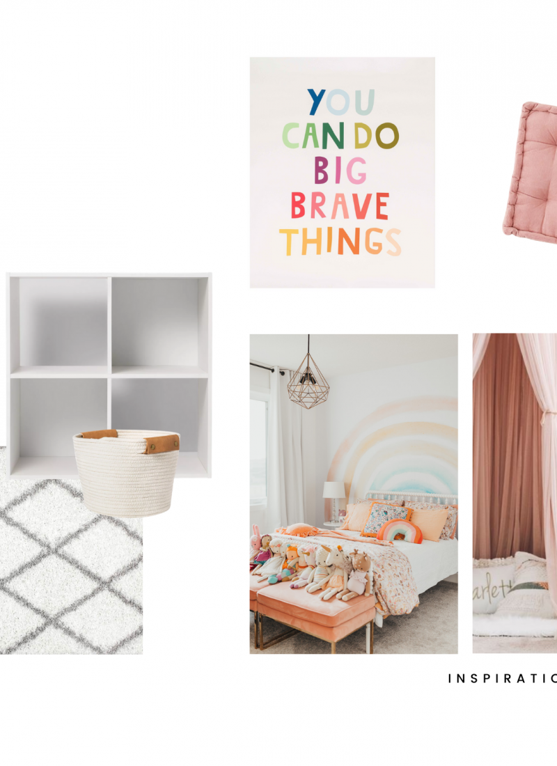 the girls' rooms – inspiration